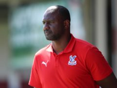 New Crystal Palace manager Patrick Vieira had mixed success during spells with New York City and Nice (Morgan Harlow/PA)