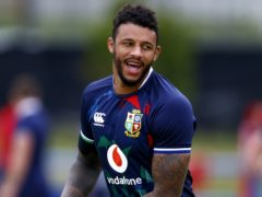 """Courtney Lawes says the Lions must avoid any """"handbags"""" from South Africa (Steve Haag/PA)"""