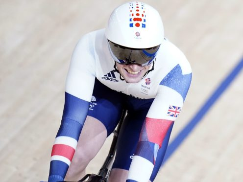 Jason Kenny, pictured, called Jack Carlin's Britain's best medal chance in the men's individual sprint (Danny Lawson/PA)