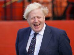 Boris Johnson praised Team GB for their triumphs in Tokyo (PA)