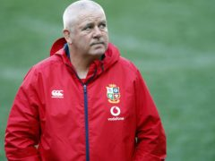 Warren Gatland has not ruled out leading a fourth tour with the British and Irish Lions (Steve Haag/PA)