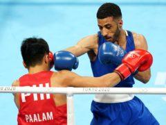 Galal Yafai won gold for Great Britain (Mike Egerton/PA)