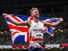 Josh Kerr won bronze for Great Britain (Martin Rickett/PA)