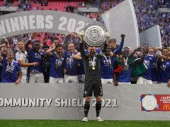 Leicester won their second Community Shield (Nick Potts/PA)