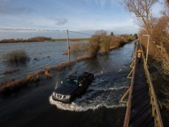 Europe is to see 'intense and frequent' flooding and precipitation (Joe Giddens/PA)