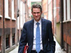 Education Secretary Gavin Williamson (Stefan Rousseau/PA)
