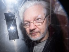 Julian Assange is not 'so ill' that he would be unable to resist suicide if he was extradited to the US, the High Court has been told (Dominic Lipinski/PA)