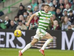 Ryan Christie is back for Celtic (Jeff Holmes/PA)