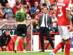 David Brooks was red-carded against Nottingham Forest (Mark Kerton/PA)