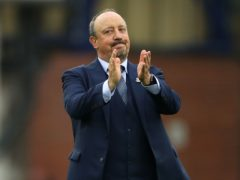 Rafael Benitez was pleased to begin with a victory (Bradley Collyer/PA)