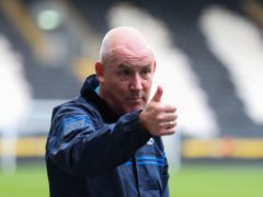 Mark Warburton saw his side claim victory after a crucial substitution (Isaac Parkin/PA)