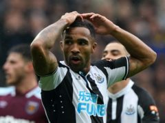 """Callum Wilson said Newcastle's loss to West Ham was """"bittersweet"""" after he opened the scoring (Owen Humphreys/PA)"""