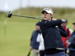 Nelly Korda carded an opening 67 in the AIG Women's Open at Carnoustie (Ian Rutherford/PA)