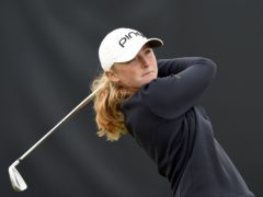 Scottish amateur Louise Duncan carded a superb 68 on day one of the AIG Women's Open at Carnoustie (Ian Rutherford/PA)