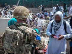 There have been reports of beating and even rapes as people look to gain access to Kabul airport, shadow foreign secretary Lisa Nandy said (LPhot Ben Shread/MoD/Crown Copyright)