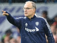 Marcelo Bielsa was satisfied with a point (Richard Sellers/PA)