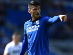 Kieffer Moore could continue up front for Cardiff (Simon Galloway/PA)