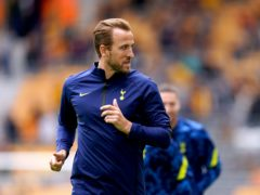 Harry Kane will not be joining Manchester City this summer (David Davies/PA)