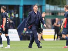 Ross County manager Malky Mackay is still looking for players (Steve Welsh/PA)