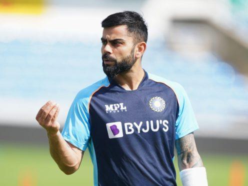 """Virat Kohli said India were """"provoked"""" at Lord's (Mike Egerton/PA)"""