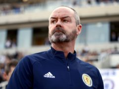 Scotland manager Steve Clarke has to contend with more player call-offs ahead of the Denmark World Cup qualifier (Tim Goode/PA)
