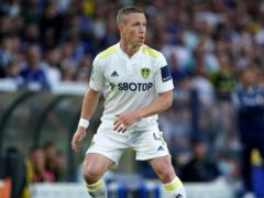 Adam Forshaw made his first senior appearance for Leeds in almost two years (Mike Egerton/PA)