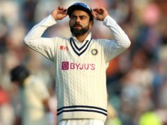 India captain Virat Kohli blamed his side's heavy defeat at Headingley on their 'bizarre' first innings batting collapse (Nigel French/PA Images).