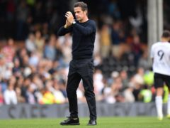 Marco Silva's side are unbeaten at the top of the Championship (Ashley Western/PA)