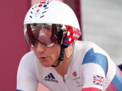 Great Britain's Sarah Storey won a record-equalling 16th Paralympic gold (Tim Goode/PA)