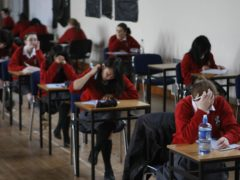 The SQA has publshed the latest pass rate data (Niall Carson/PA)