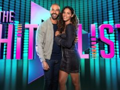 Marvin and Rochelle Humes host music quiz show The Hit List, which will return for a fourth series (BBC/PA)