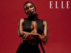 Michaela Coel said she will keep speaking out against racism while she still faces discrimination (Danny Kasirye/Elle UK/PA)