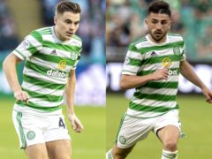 """James Forrest and Greg Taylor are """"unlikely"""" to link up with Scotland in September (Jeff Holmes/PA)"""