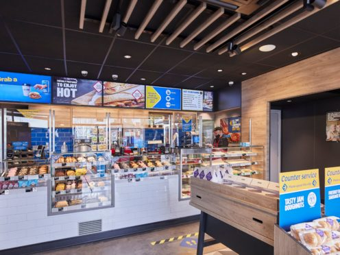 Bakery chain Greggs is opening more stores after a sales rebound (Greggs/PA)
