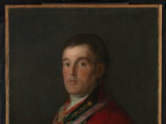 The National Gallery will share documents related to the high-profile theft of Francisco Goya's portrait of the Duke of Wellington to mark its 60th anniversary (National Gallery/PA)