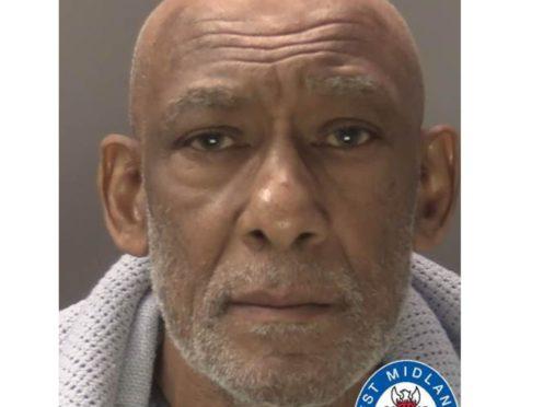 Carvel Bennett (West Midlands Police/PA)