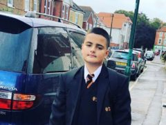 13-year-old Mehmet Altun died from a suspected drugs overdose in Bournemouth (Dorset Police/PA).