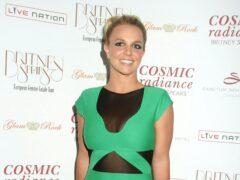 Britney Spears (Yui Mok/PA)