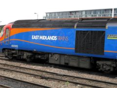 East Midlands Railway described the level of entries as 'poor quality' (Martin Keene/PA)