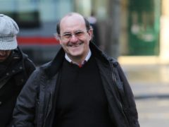 """Giovanni Di Stefano outside Southwark Crown Court. He has failed to persuade a High Court judge to release him from prison. """"(Sean Dempsey/PA Wire)"""