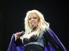 A dedicated group of Britney Spears supporters has led the campaign to end the singer's conservatorship (Paul Faith/PA)