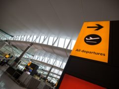 Travel rules are expected to be revised (Steve Parsons/PA)