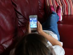 The Information Commissioner said children need to be protected in the online world in the same way that they are protected in the offline world (Peter Byrne/PA)
