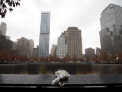 The 9/11 Memorial commemorates those lost in the attacks (Carl Court/PA)
