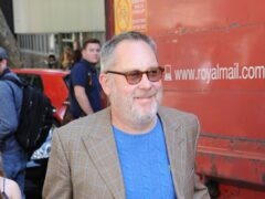 Vic Reeves has revealed he is now deaf in one ear (Edward Smith/PA)