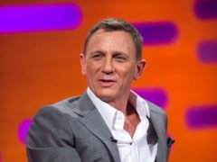 James Bond star Daniel Craig (Matt Crossick/PA)