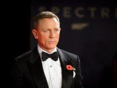 Daniel Craig (Matt Crossick/PA)
