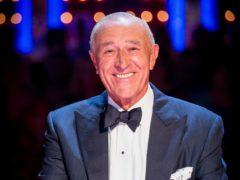 Len Goodman (Guy Levy/BBC/PA)