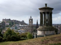 """Scotland has overtaken London as the fastest-moving market for million-pound properties as """"millionaire movers"""" swap their city commutes for more rural retreats, according to Rightmove (Jane Barlow/PA)"""