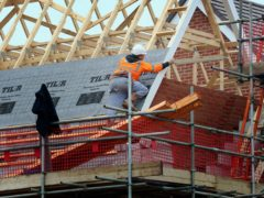 Housebuilder Redrow has reported a record order book after strong housing demand (Gareth Fuller/PA)
